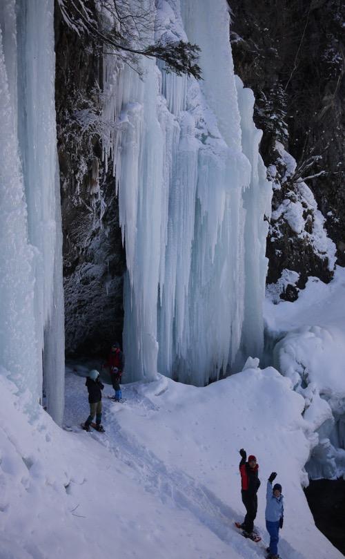 map_01 奥日光の自然体験「募集ツアー 2018年冬」(スノーシュー、歩くスキー、氷瀑)※終了